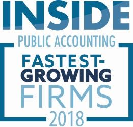 Congratulations to the 2018 IPA 100 All Growth Fastest-Growing Firms