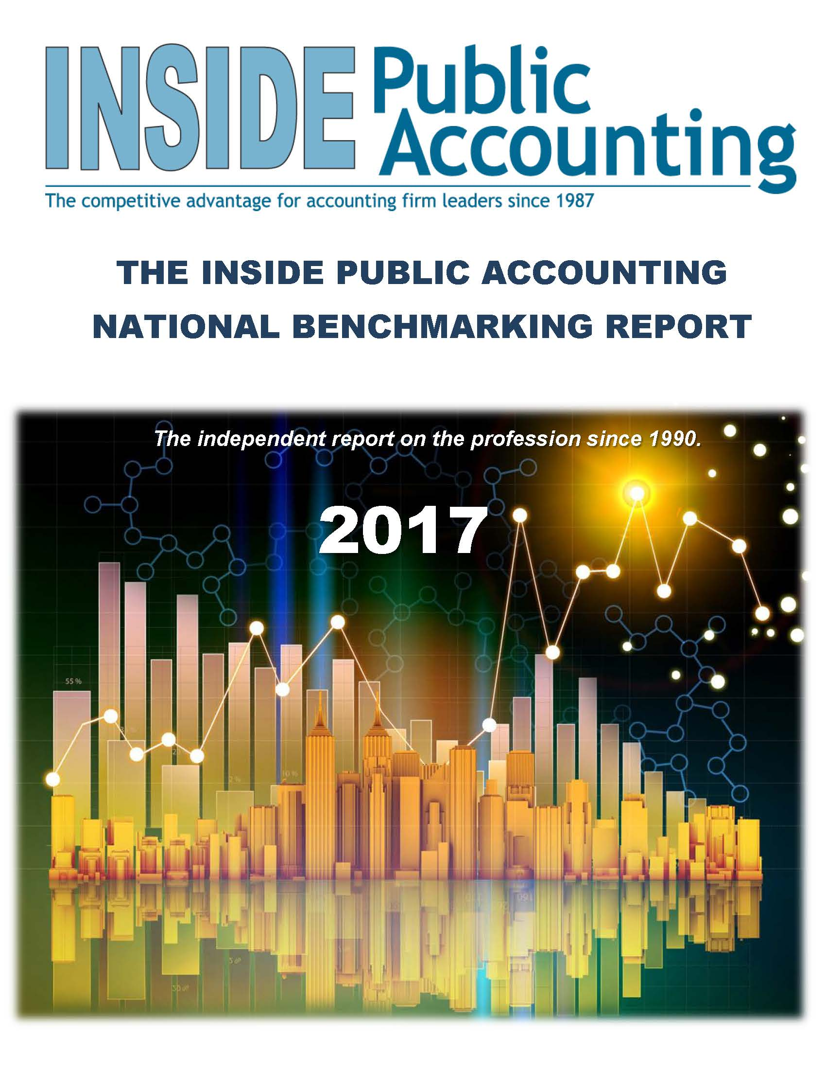 INSIDE Public Accounting Releases 2017 National Benchmarking Report