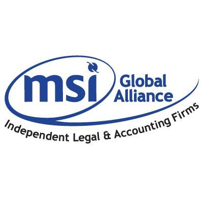 MSI Global Alliance Admits Four New Member Firms