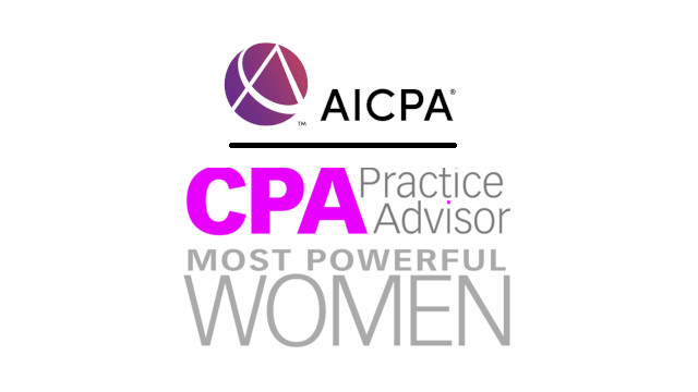 AICPA and CPA Practice Advisor Announce 2018 Most Powerful Women in Accounting Awards