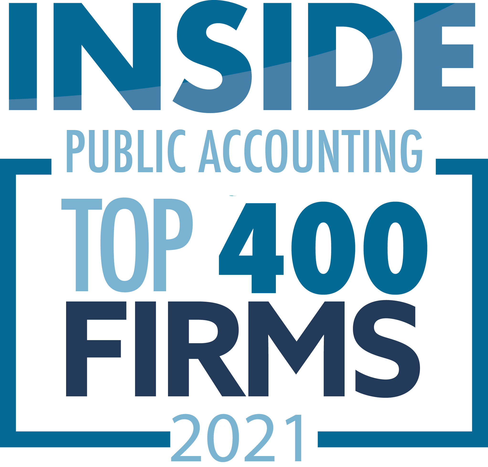 Inside Public Accounting Best of the Best graphic