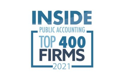 IPA Releases The 2021 Top 400 Public Accounting Firms