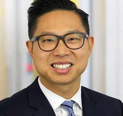 Andy Park Named OMP for Ernst & Young's Los Angeles Office